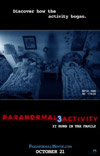 Paranormal Activity 3 Movie Trailer