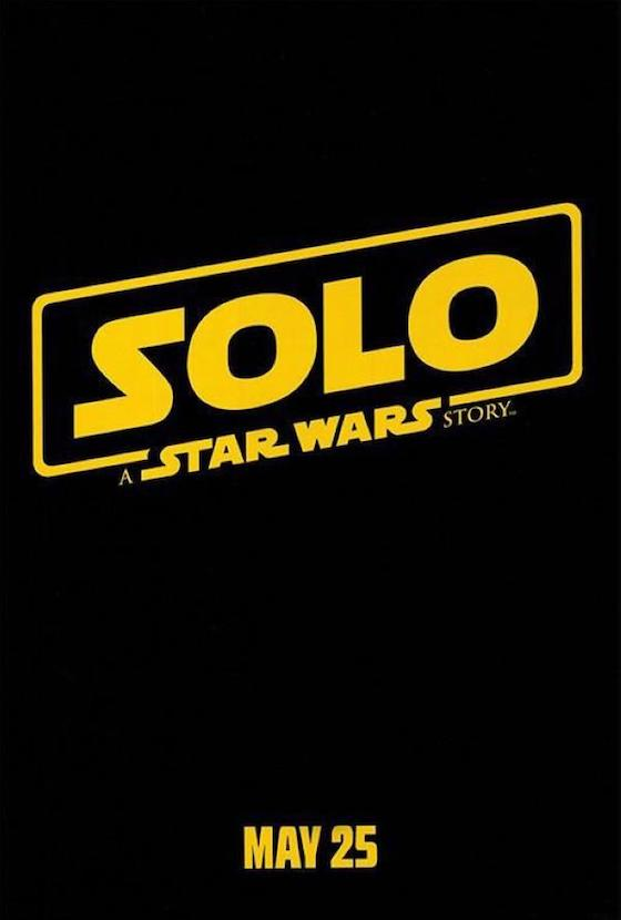 Solo: A Star Wars Story - Movie Trailer
