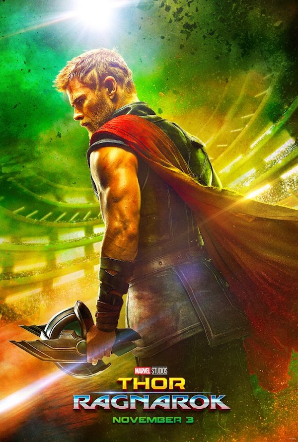 Thor: Ragnarok - Movie Trailer