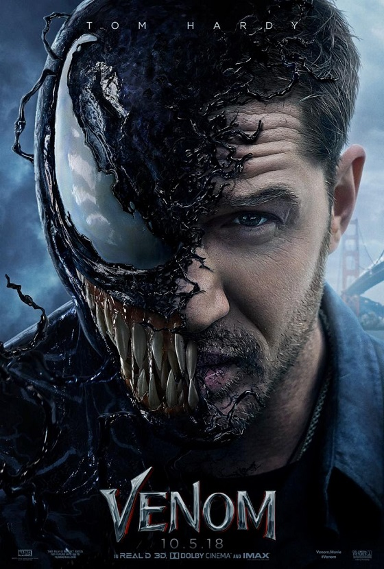 Venom (2018) - Movie Trailer
