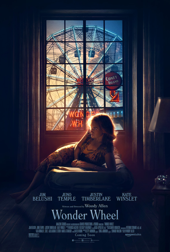 Wonder Wheel - Movie Review