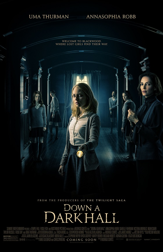 Down a Dark Hall - Movie Review