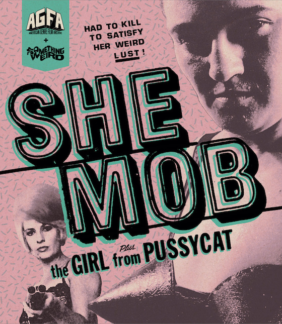She Mob/The Girl from Pussycat (1968)