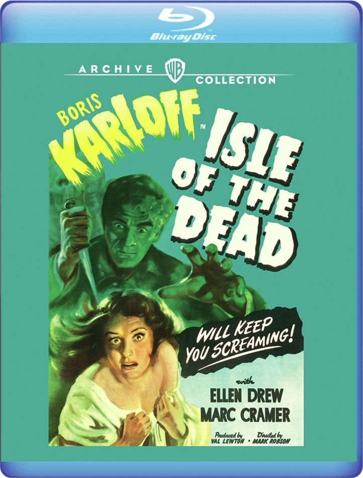 Isle of the Dead: Warner Archive Collection