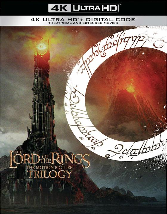 The Lord of the Rings: The Motion Picture Trilogy - 4K