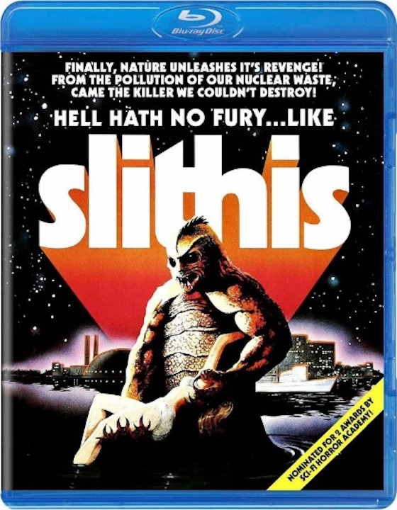 Slithis - AKA Spawn of the Slithis (1978)