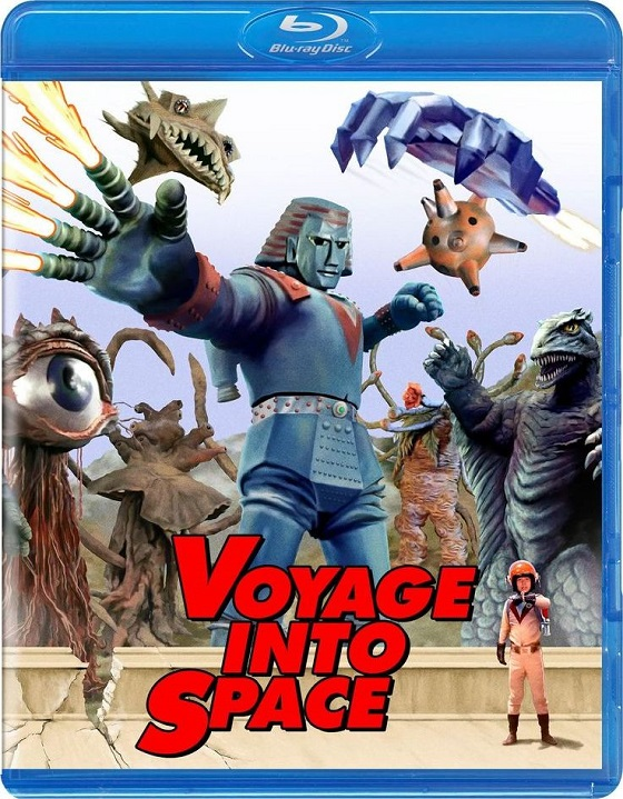 Voyage Into Space (1970)