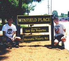 Winfield Place Apartments - Bob Crane