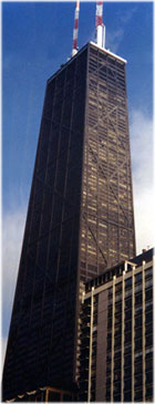 Death of Chris Farley - The Hancock Building