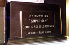 Superman George Reeves House